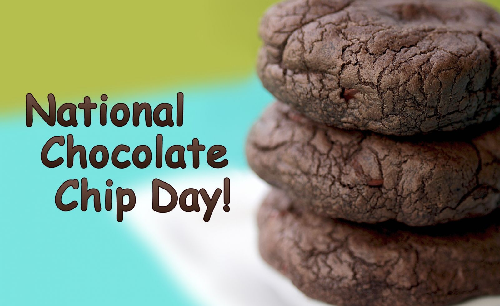 National Chocolate Chip Day - MyShopDiscounts Blog