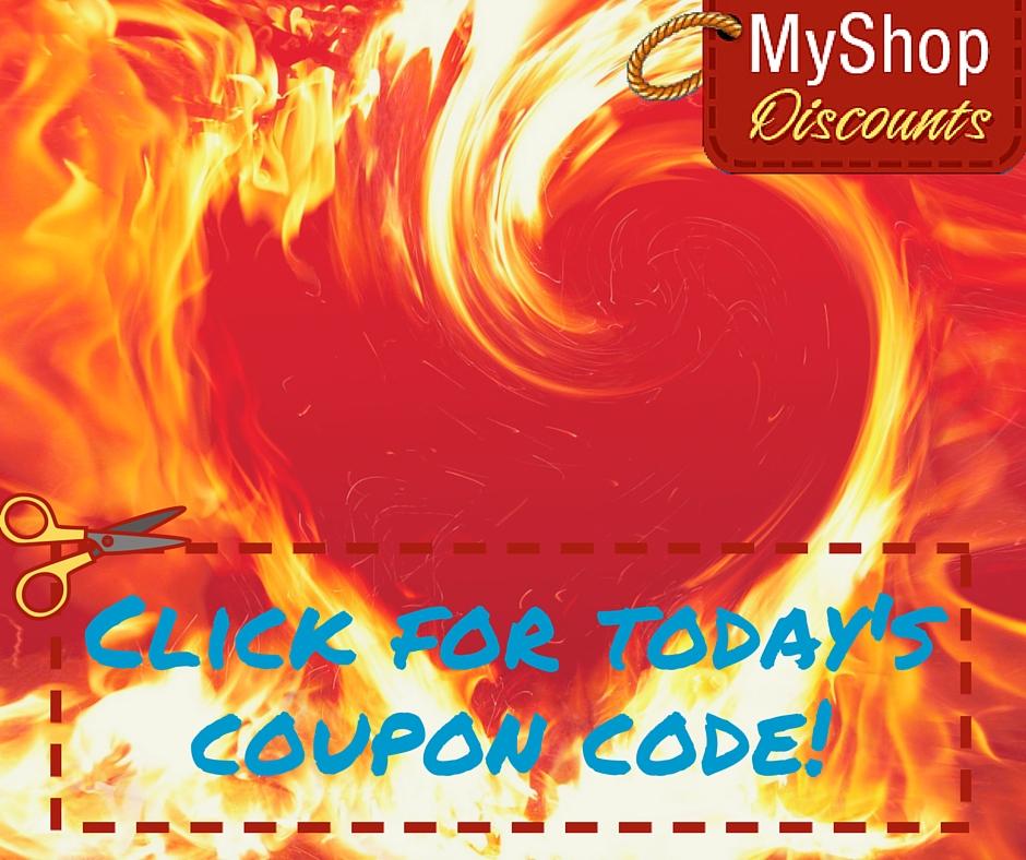 MyShop coupon template heartburn