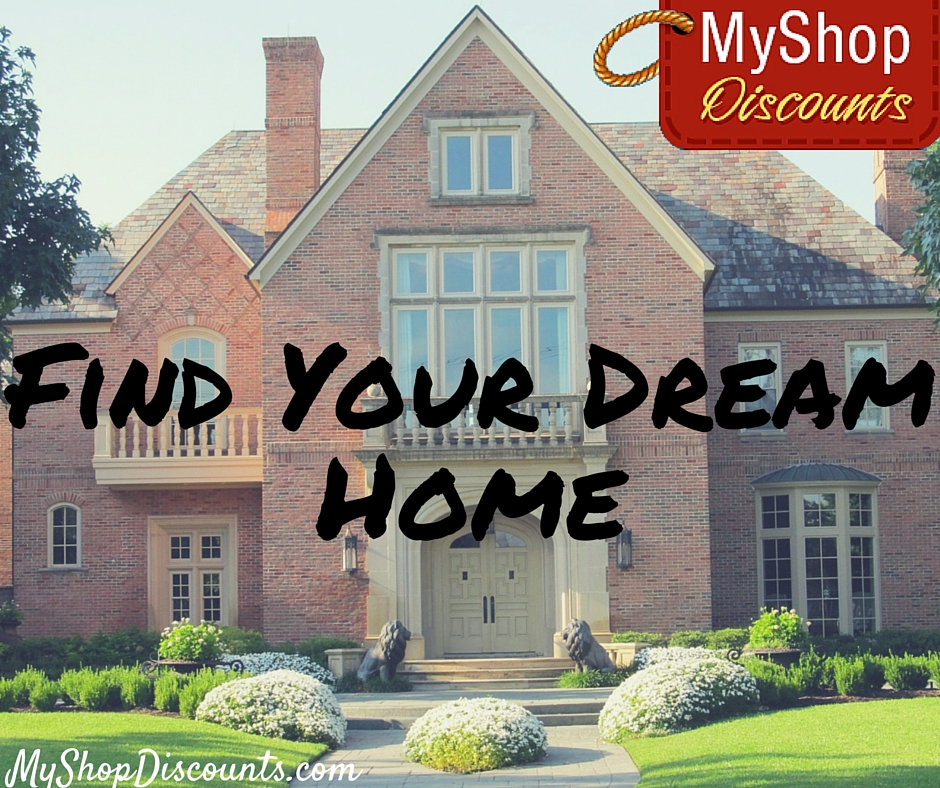 MyShop blog template dream home