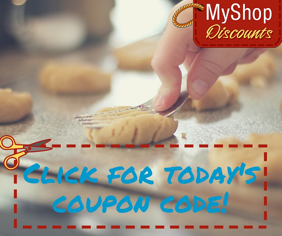 MyShop coupon template cookies