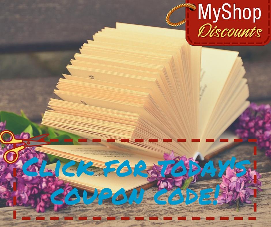 MyShop coupon template book