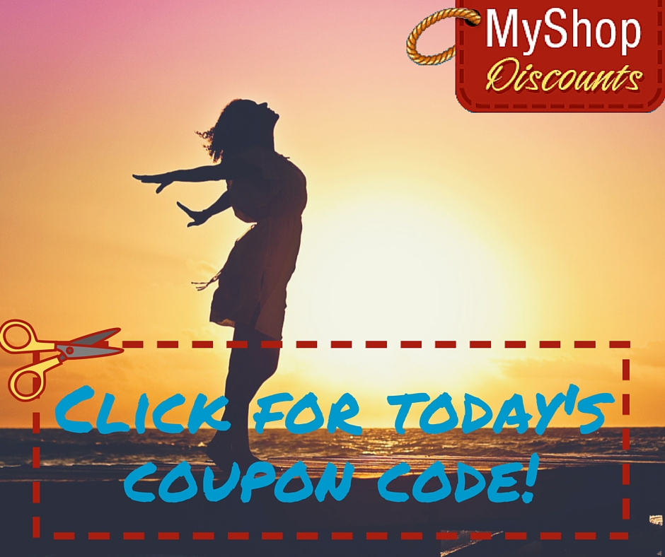 MyShop coupon template healthy