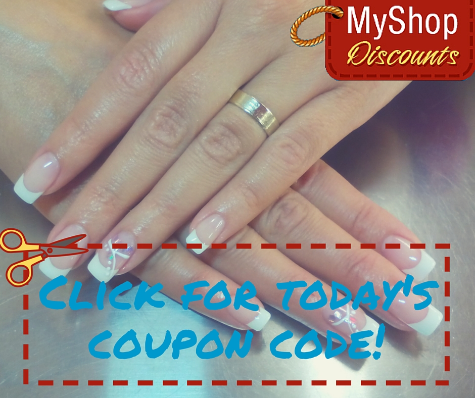 Q nails coupons - Embroidery rn freebies