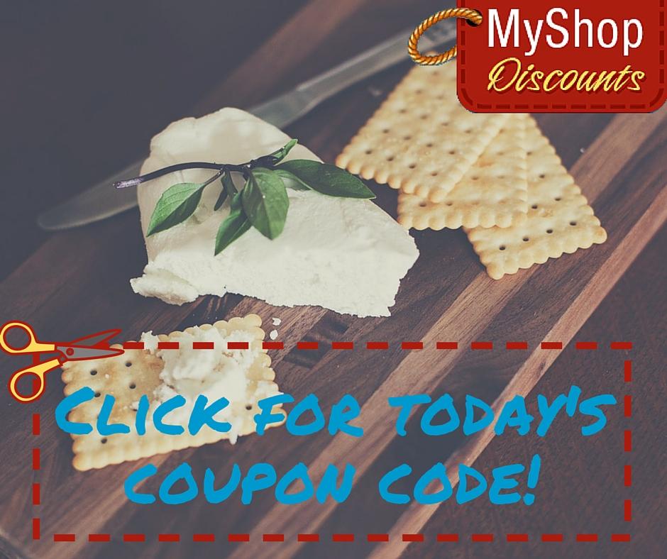 MyShop coupon template cracker