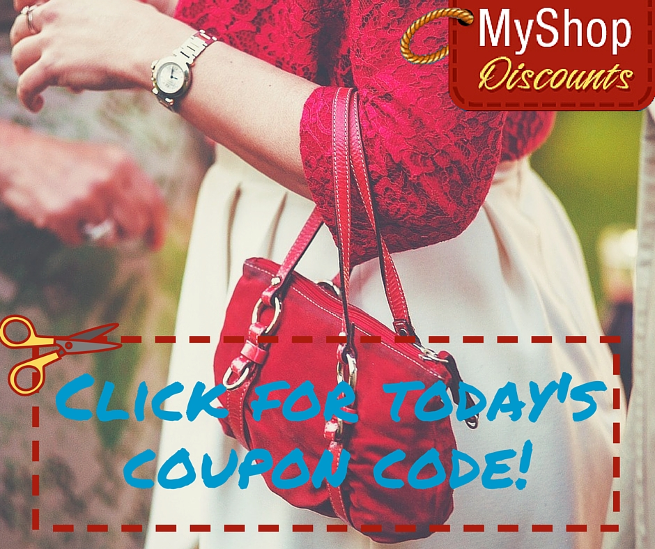 MyShop coupon template