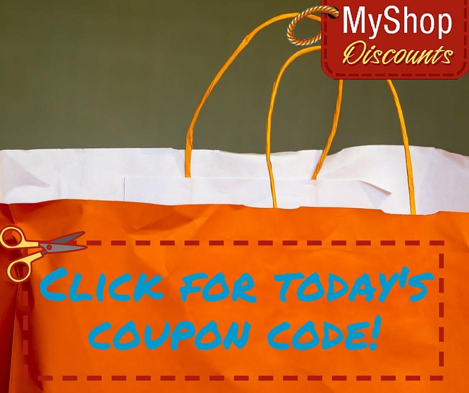 MyShop coupon template